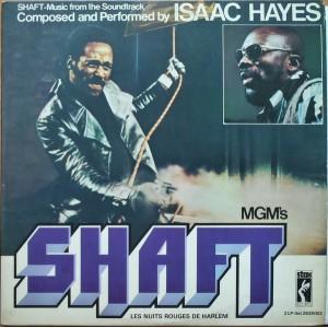Isaac Hayes - Shaft (2xLP,...