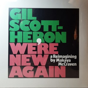 Gil Scott-Heron, Makaya...