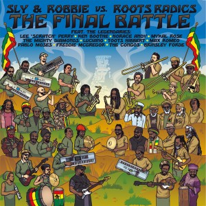 Sly & Robbie Vs Roots...