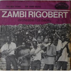 Zambi Rigobert / Orchestre...