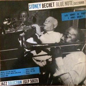 Sidney Bechet Blue Note...
