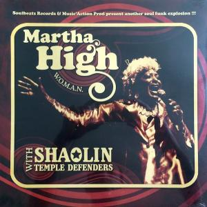 Martha High With Shaolin...