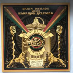 Brain Damage, Harrison...