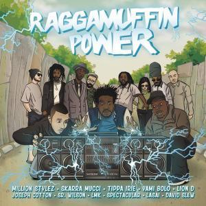 Various - Raggamuffin Power...