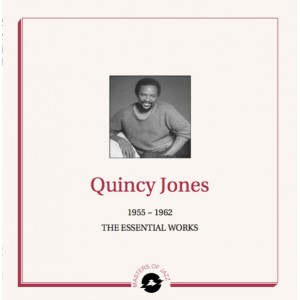 Quincy Jones -1955 - 1962 : The Essential Works (2xLP, Vinyl)