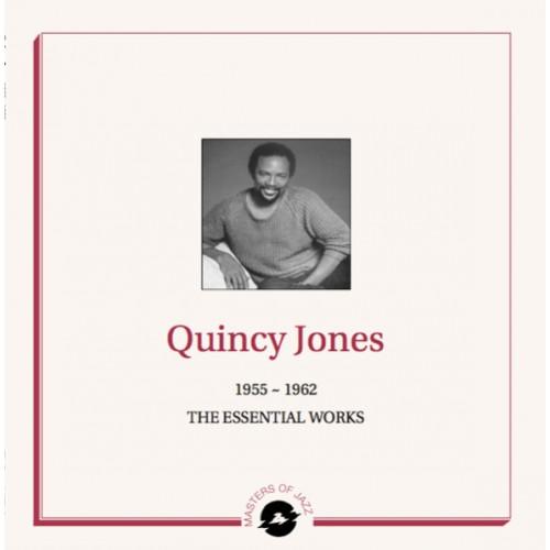 Quincy Jones -1955 - 1962 : The Essential Works (2xLP, Vinyl)