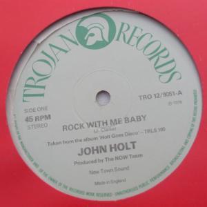 John Holt - Rock With Me...