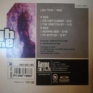 High Tone - Low Tone (Maxi...