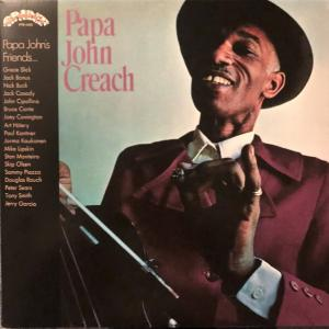 Papa John Creach - Papa...