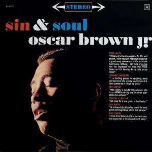 Oscar Brown Jr. - Sin &...