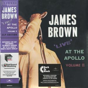 James Brown - Live At The...