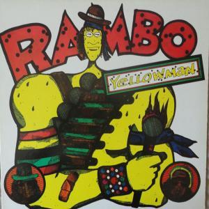 Yellowman - Rambo (LP, Album)