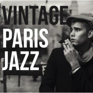 Vintage Paris Jazz