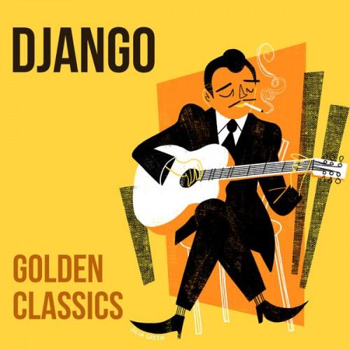 Django Reinhardt Golden Classic Vinyl