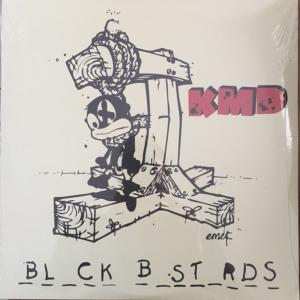 KMD - Bl_ck B_st_rds (2xLP,...