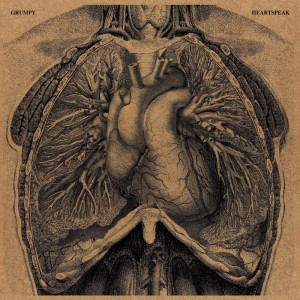 Grumpy - Heartspeak - EP Vinyl