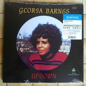 Gloria Barnes - Uptown (LP,...