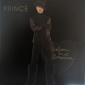 Prince - Welcome 2 America...