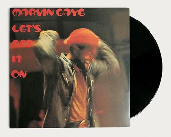 Marvin gaye - Let's Get in On - Vinyl
